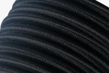 black shock cord